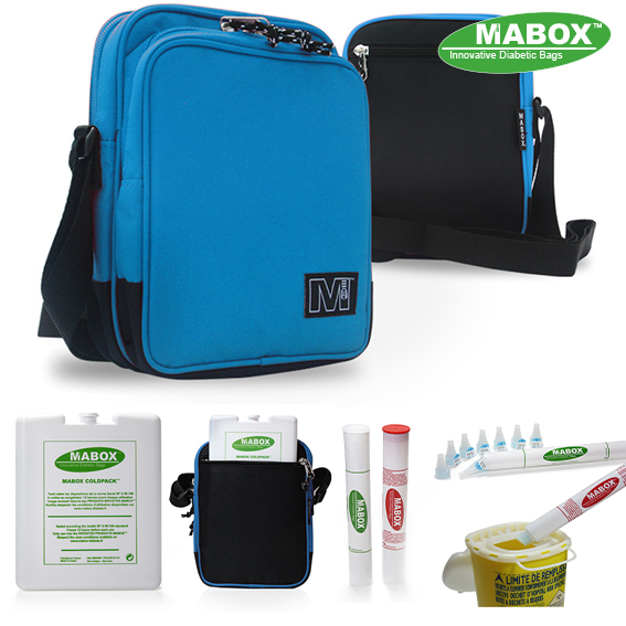 MABOX the diabetic bag AnnaPS