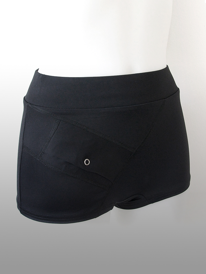 Swim Boxer Black