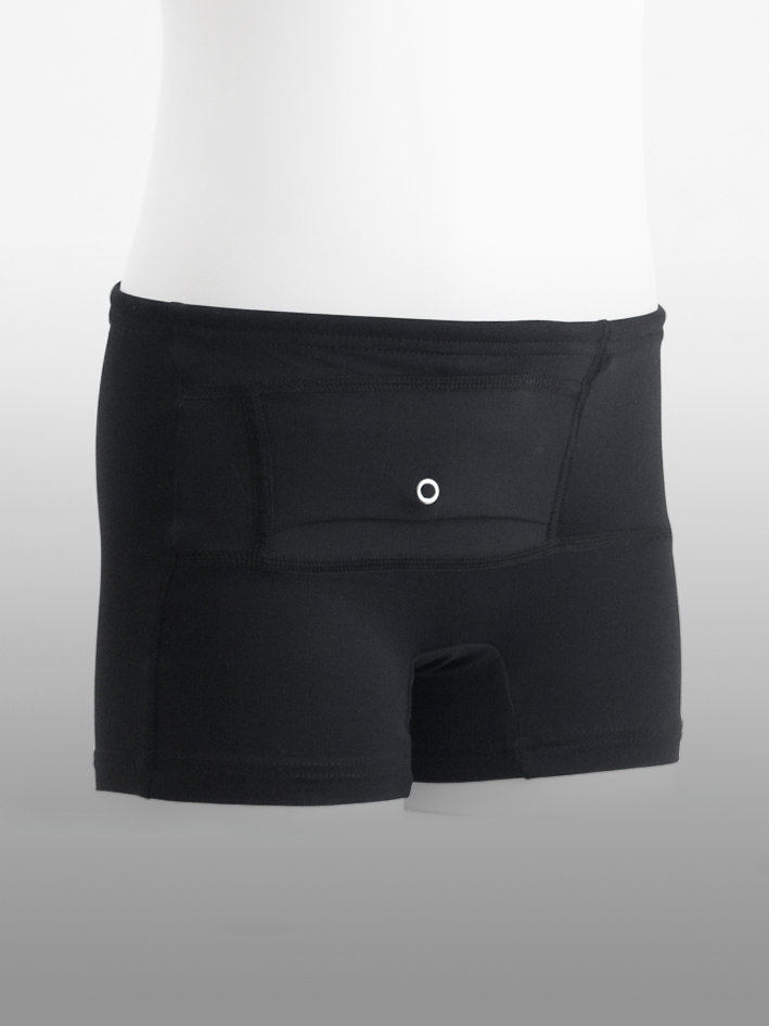 Kids Swim Shorts Black