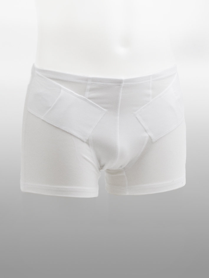 Boxer Shorts Double White