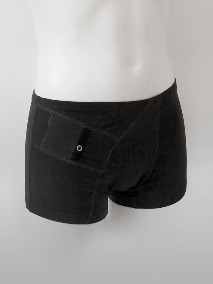 Boxer Shorts Svart