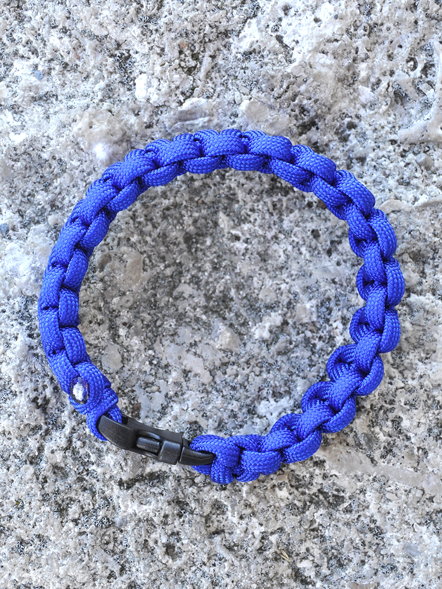 Paracord Blue