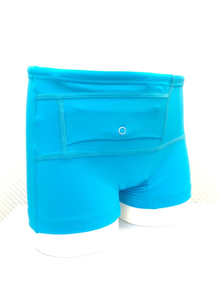 Kids Swim Shorts Blue