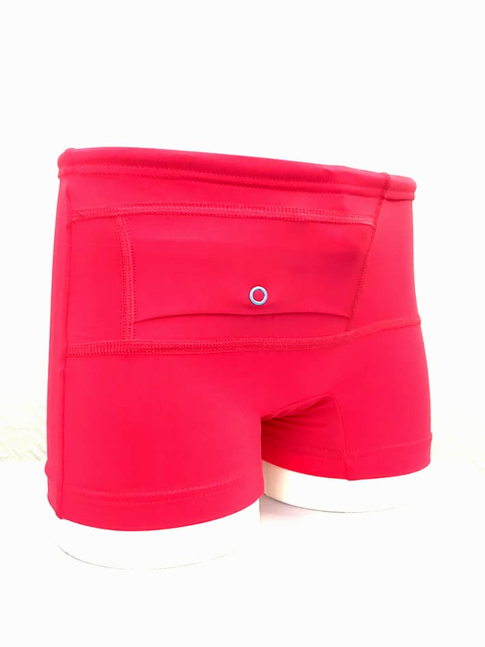 Kids Swim Shorts Pink