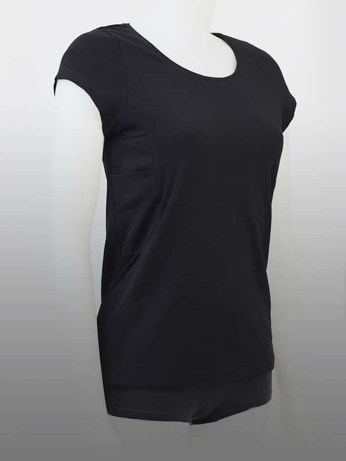 Women T-shirt Black - AnnaPS