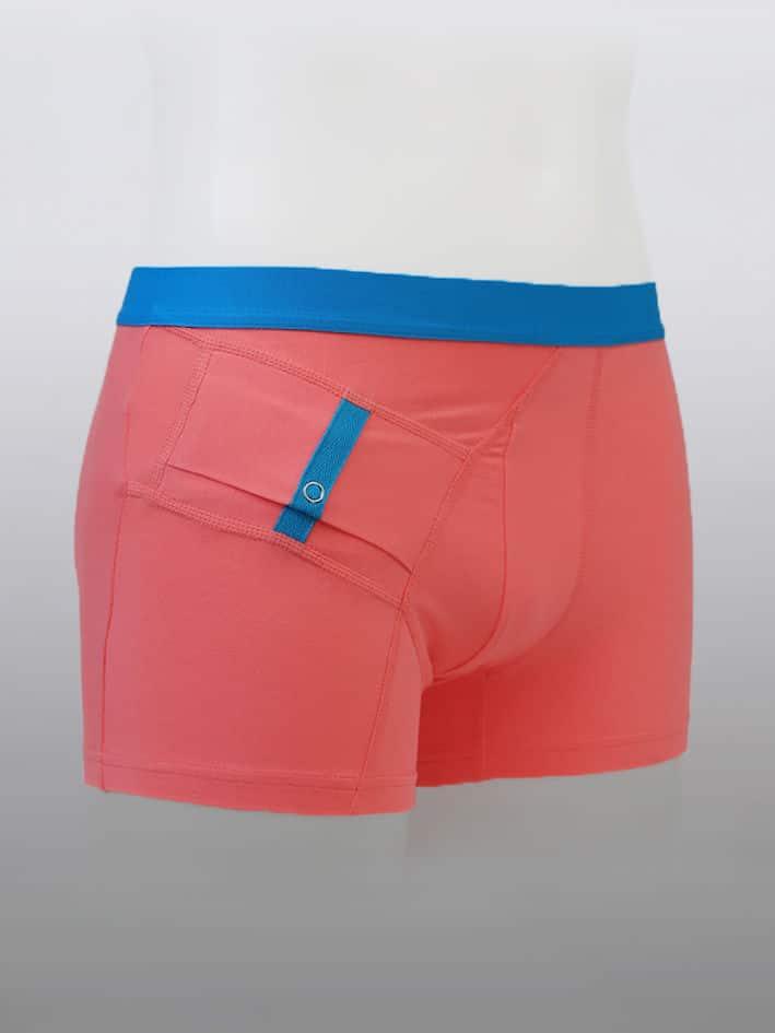Boxer Shorts Coral